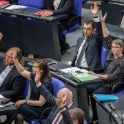 Türkische Abgeordnete zeigen deutsche Politiker an (Foto)