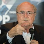 Sepp Blatter spricht von manipulierten Loskugeln (Foto)
