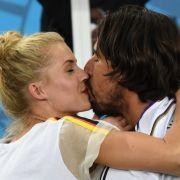 Das einstige Traumpaar des deutschen Fußballs: Sami Khedira und Lena Gercke.