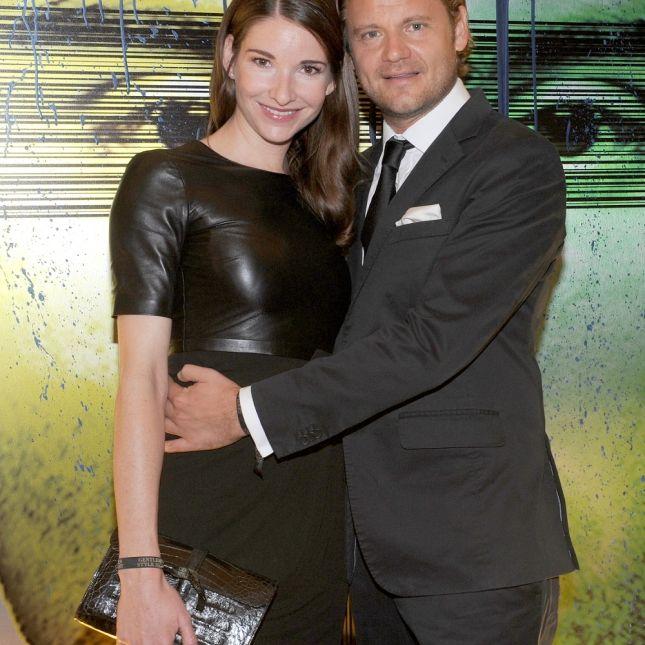 So lebt die Schauspielerin nach der Hochzeit mit David Meister (Foto)