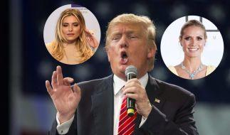 Thomalla, Trump, Klum - Wie schlau sind die Stars? (Foto)