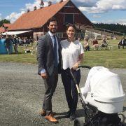 Vorfreude bei Sofia und Carl Philip: Schwedens jüngster Prinz wird getauft (Foto)