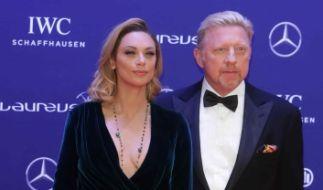 Lilly und Boris Becker haben einen gemeinsamen Sohn (5). (Foto)