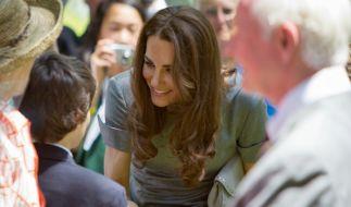 Der Terminplan von Kate Middleton ist normalerweise gefüllt mit öffentlichen Auftritten. (Foto)