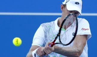 Eurosport 1 überträgt die Matches der Herren live. (Foto)