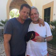 "Til dreht mit Michael Douglas das ""Honig im Kopf""-Remake (Foto)"