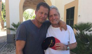 """Til Schweiger wird im Hollywood-Remake von """"Honig im Kopf"""" mit Michael Douglas Regie führen. (Foto)"""