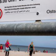 An diesem Ostsee-Strand herrscht Foto-Verbot (Foto)