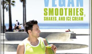 "Attila Hildmans neue Rezeptesammlung: ""Vegan Smoothies, Shakes, and Ice Cream"". (Foto)"