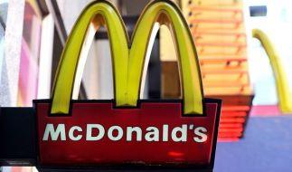 McDonalds Süßspeisen sind zu kalorienhaltig für die vorgeschriebenen Tagesrationen. (Foto)