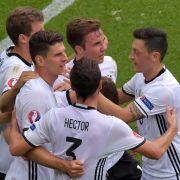 Spielplan, TV-Übertragung, Termine - So geht die Fußball-EM weiter! (Foto)
