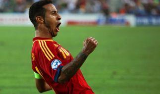 Thiago hat offenbar eine Dopingkontrolle verpasst. (Foto)