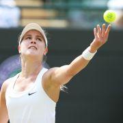 Regen in Wimbledon: Zweitrunden-Matches vertagt (Foto)