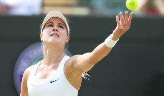 Angelique Kerber bei Wimbledon 2014. (Foto)