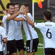 3:0! Boateng, Gomez und Draxler lassen es krachen (Foto)