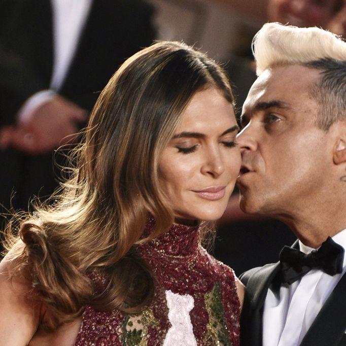 """Coole Ehefrau: """"Robbie hatte sie ALLE - und das ist ok!"""" (Foto)"""