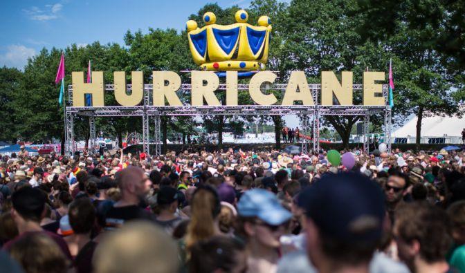 Das Hurricane feierte 2016 sein 20-jähriges Jubiläum. (Foto)