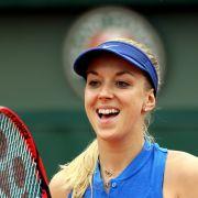 Der Tennis-Star mit dem Golfer - Läuft da was? (Foto)