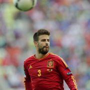 Auf dem Rasen macht dem 29-Jährigen keiner was vor: Seit 2008 kickt er beim FC Barcelona.