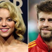 Sängerin Shakira und Fußballer Gerard Piqué sind seit 2011 ein Paar.