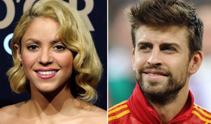Sängerin Shakira und Fußballer Gerard Piqué sind seit 2011 ein Paar. (Foto)