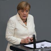 Angela Merkel warnt nach Brexit-Votum vor Spaltung Europas (Foto)