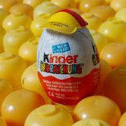 Kinder zu dick! Überraschungs-Eier werden verboten (Foto)