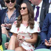 Höschen-Blitzer! Pippa Middleton blamiert Herzogin Kate (Foto)