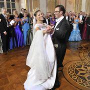 Überglücklich heiratete Victoria am 19. Juni 2010 ihre
