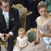 Die Mini-Prinzessin mausert sich schnell zum neuen Schweden-Liebling.
