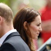 Ausgeladen! Kate Middleton und Prinz William sind nicht willkommen! (Foto)