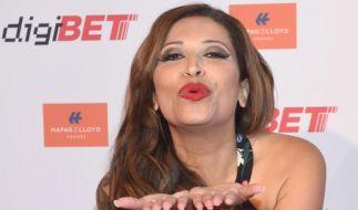 Will hoch hinaus: Patricia Blanco (45). (Foto)