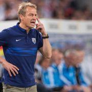 Wird Klinsmann neuer Trainer der Three Lions? (Foto)