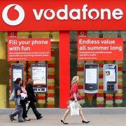 Vodafone droht nach Brexit-Votum mit Wegzug aus Großbritannien (Foto)