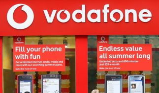 Vodafone könnte England nach dem Brexit-Voting schon bald den Rücken zu kehren. (Foto)