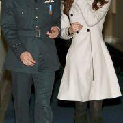 Kate und William 2008. Auch damals war Kate schon schlank, jedoch nicht so abgemagert wie acht Jahre später.