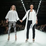 Bei der Berlin Fashion Week: Ihre Kinder stehen im Rampenlicht! (Foto)