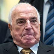 Das sagt Altkanzler Helmut Kohl zum Brexit (Foto)