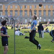 Überhaupt nicht magisch! Quidditch-WM startet bald in Frankfurt (Foto)