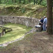 Flucht vor Massenmord der Nazis - Tunnel entdeckt (Foto)