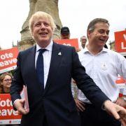 Boris Johnson kneift vor Cameron-Nachfolge (Foto)