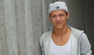 Wird im September seinen letzten Auftritt bei GZSZ haben: Vince Köpke alias Vincent Krüger. (Foto)