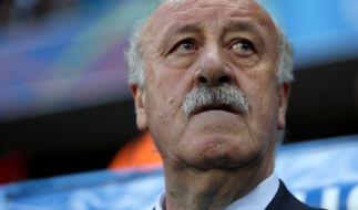 Del Bosque hat die spanische Nationalelf einst zu großen Erfolgen geführt. (Foto)