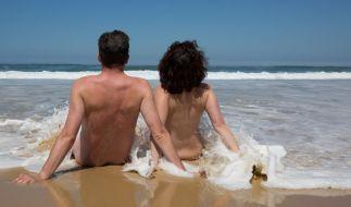 Nicht überall ist Nacktbaden erlaubt. (Foto)