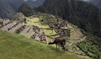 Machu Picchu ist eine der größten Touristenattraktionen Südamerikas. (Foto)