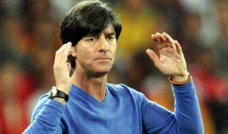 Joachim Löw erlitt gegen Italien seine schmerzlichste Niederlage. (Foto)