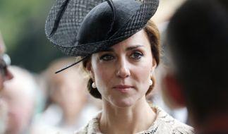 Schlechte News für Herzogin Kate. (Foto)