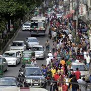 Feuergefechte und Geiselnahme in Dhaka (Foto)