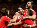 Wales steht im EM-Halbfinale nach einem 3:1 Sieg gegen Belgien. (Foto)