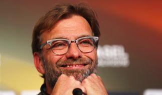 Blickt der Partie Deutschland gegen Italien optimistisch entgegen: Ex-BVB-Trainer Jürgen Klopp. (Foto)